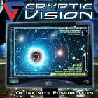 Cryptic Vision-Of Infinite Possibilities CD NEW