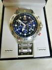 NAUTICA MEN'S NST CHRONOGRAPH SPORTS WATCH, NEW IN BOX, MODEL N19509