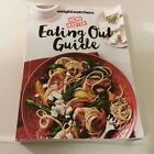 Weight Watchers Menu Master Eating Out Guide 2016 Book