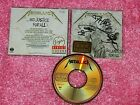 METALLICA - and Justice for All - Rare GOLD CD Disc - BAND SIGNED  by 4 in 1994