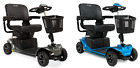 Pride Mobility Revo 20 CTS 4 Wheel Electric Portable Travel Scooter 2 COLORS