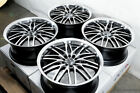18 Black Wheels Fits Mazda Mazda3 Mazda5 Mazda6 Accord Hyundai Elantra Rsx Rims
