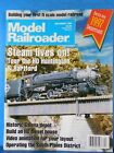 Model Railroader Magazine 1996 December Galena depot HO diesel house Video anima