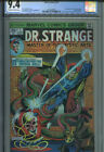 DOCTOR STRANGE # 1 CGC 9.4 White Pages 1st Appearance of Silver Dagger