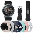 For Samsung Galaxy Watch 42/46mm Replacement Silicone Strap Watch Band Bracelet