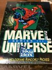 1992 Marvel Universe Series 3 Cards Sealed Unopened Box Impel Skybox