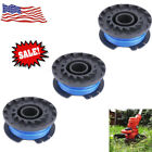 Trimmer Spool Line For 0065String Greenworks Grass Cutter Replacement 3 pack