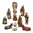 11 Piece Christmas Nativity Scene Figurines Set Decoration 6 Inch N0288 New