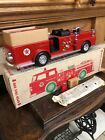 Texaco Fire Chief Fire Truck Mint NOS Still In The Cardboard