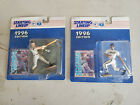 1996 JEFF MANTO & BRIAN HUNTER - Starting Lineup w/Cards Selling together