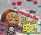 2019 Topps Garbage Pail Kids #1 We Hate The '90's Stickers 24pk DISPLAY BOX