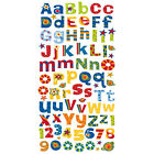 Sticko Mini Space Alphabet Scrapbooking Stickers Letters Icons Boys NEW