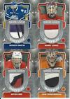 2012-13 In the Game Between the Pipes Hockey Cards 36