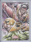 2012 Rittenhouse Marvel Bronze Age Trading Cards 12