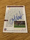 1992 Proline Art Monk Autograph Card Redskins