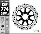 Galfer Superbike Wave Rotor Front Left #DF774CRWI Ducati