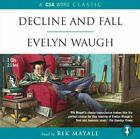 Decline And Fall - Waugh, Evelyn CD 83VG The Fast Free Shipping