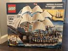 10210 LEGO Pirates Imperial Flagship; NEW; box has some damage