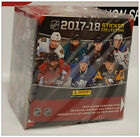 2017-18 Panini Hockey Sticker Box