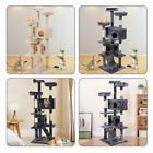 60 Cat Tree Tower Condo Furniture Scratching Post Pet Kitten Play Post Bed