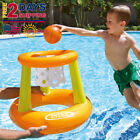 FUNNY TOYS Floating Hoops Basketball Games For Swimming Pool Game Pool Float Toy