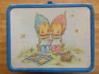 PRECIOUS MOMENTS Metal Lunchbox Lunch Box King Seeley Thermos Hallmark Cards