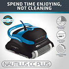 Dolphin Nautilus CC Plus Automatic Robotic Pool Cleaner with Easy to Clean Top