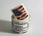 Roll of 100 USPS Forever Postage Stamps  1 coil  FREE SHIPPING