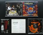 THE WILDHEARTS Don't Be Happy Just Worry 1993 JAPAN CD w/OBI OOP SILVER GINGER 5