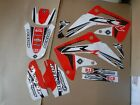 FLU  Designs PTS Team graphics Honda CR85 CR85R CR85RB 2003-2007