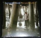 Richard Page  'Peculiar Life'  BRAND NEW oop CD   ex - Mr. Mister