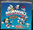 Animaniacs 1995 Topps Full Box of Trading Cards With 36 Packs