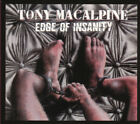 TONY MACALPINE Edge Of Insanity (2010) Reissue 11-track CD album NEW/SEALED