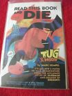 1995 signed Marc Hempel Read This Book and Die Tug  Buster Promo