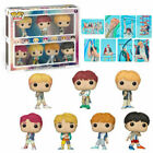 Funko Pop! BTS 7 Pack Barnes & Noble Exclusive Limited Edition Kpop + Photocards