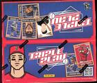 2013 Panini Triple Play Baseball Factory Sealed 24 Pack 168 Card Box Stickers?