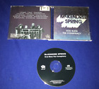 OOP McKendree Spring God Bless the Conspiracy CD 1996 Edsel UK IMPORT
