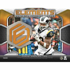 2019 Panini Elements Football Hobby Box (1 Pack 4 Cards)
