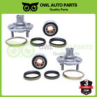 2 Front Wheel Hub Bearings Assembly for 93 02 Toyota Corolla Chevy Prizm 518507K