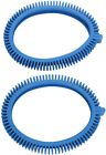 Poolvergnuegen 896584000 143 2 Pack Blue Front Tire Kit with Super Hump for