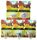 Dreamworks Dinotrux Toy Figures Set of 5 for kids, Repto, Otto, Click Clack, New