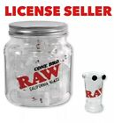 1x RAW Rolling CONE BRO Glass Tip Cigarette Holder Fits Pre or Hand Rolled