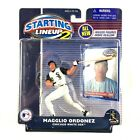 Chicago White Sox Magglio Ordonez 2001 Starting Lineup 2 Sealed Original MLB