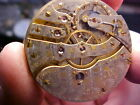 16s Hampden 23 jewels OF LS 2 color pocket watch movement
