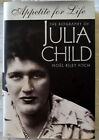 Noel Riley Fitch The Biography of Julia Child Signed HC DJ