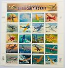 Scott 3142 Classic Aircraft 1997 Sheet of 20 Stamps USPS