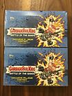 2017 Topps Garbage Pail Kids (2) Battle of the Bands Hobby Collector's Box GPK