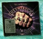 Sealed 2014 Heavy Metal / Prog CD: Queensryche - Frequency Unknown - Cleopatra