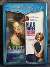 EVER AFTER NEVER BEEN KISSED DVD NEW