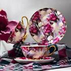Tea Cups and Saucers Coffee Cups Porcelain Tea Cup Set